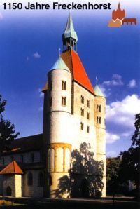 Plakat zum 1150jährigen Jubiläum